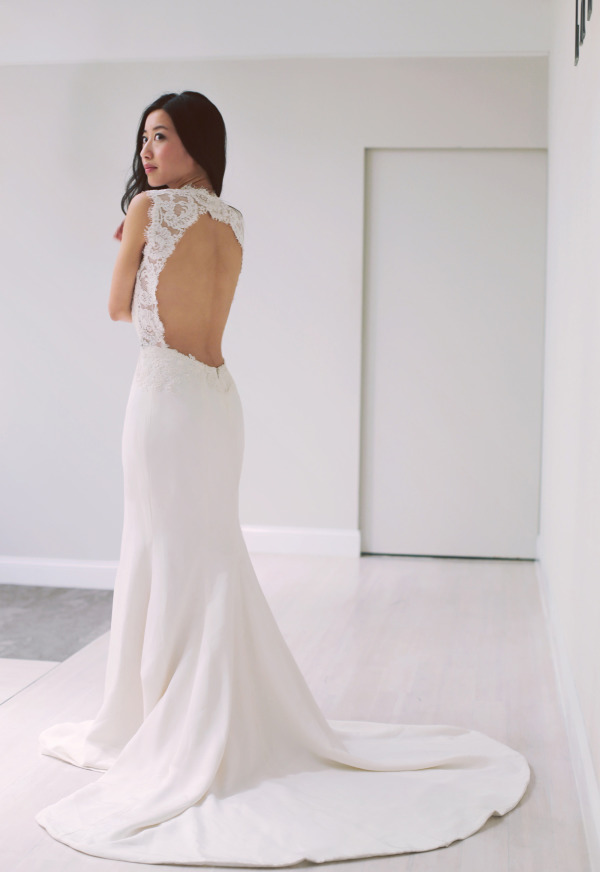 Wedding Dress Silhouette 101 with Extra Petite