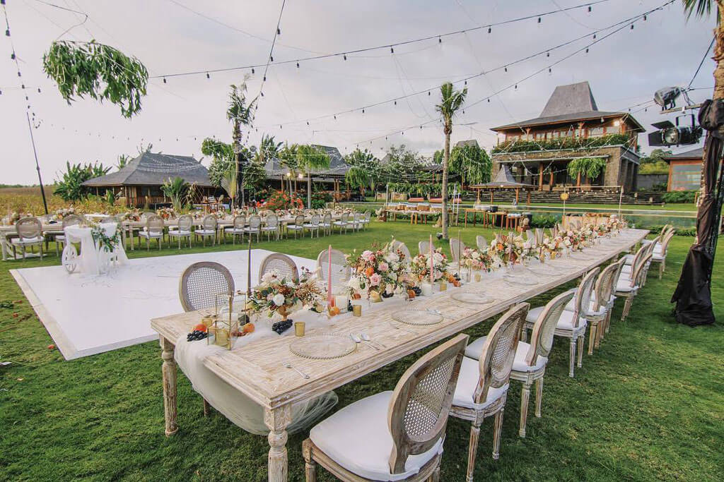 Alami Boutique Villas, Rice Field Bali Wedding Venue