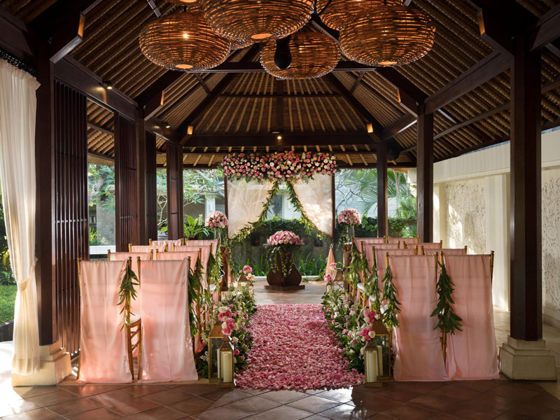 Sanur Bali Wedding Ceremony at Kayu Manis