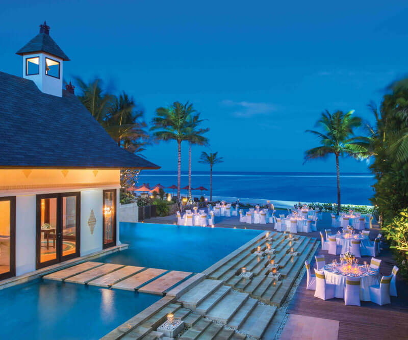 Exquisite Wedding Ceremony at St. Regis Bali