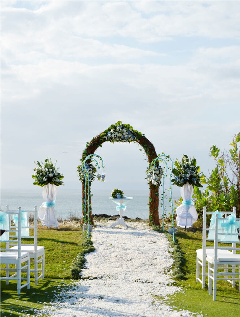 New Kuta Golf, Ocean View Wedding Venue In Bali