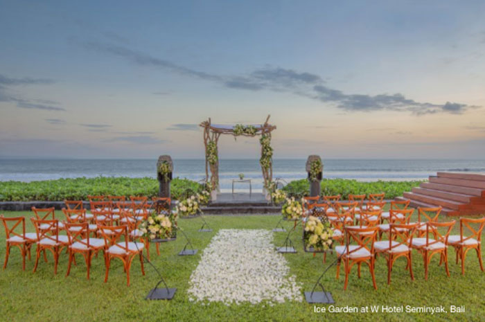 Blissfully - Vibrant Wedding at Seminyak