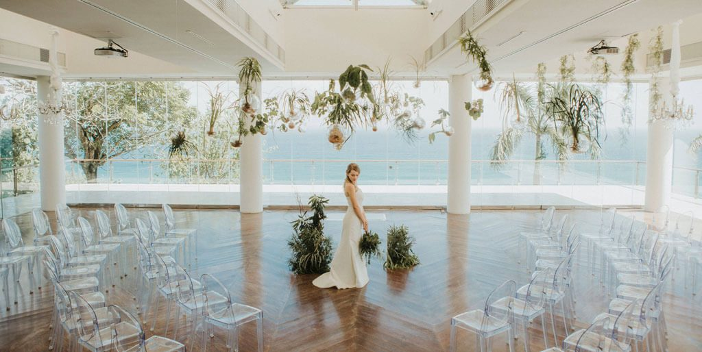 Uluwatu Bali Wedding Ocean View Chapel