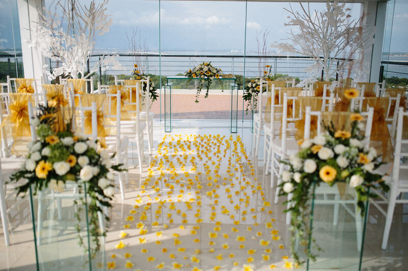 Ocean View Bali Wedding Chappel In Nusa Dua